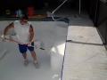 swimming pool resurfacing process